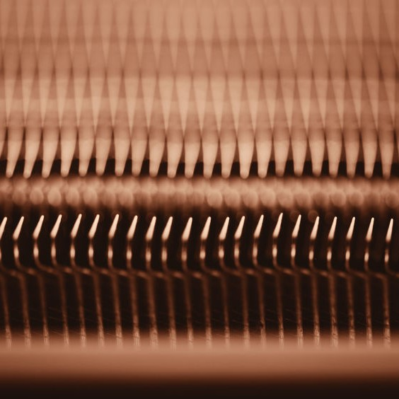 radiator close up