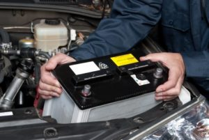 Replacing Your Car Battery